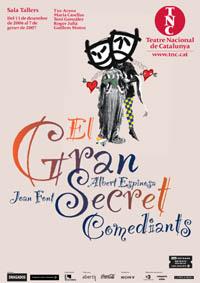 · El Gran Secret  Teatre Nacional de Catalunya  ·