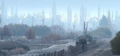 · Amanecer invernal ·