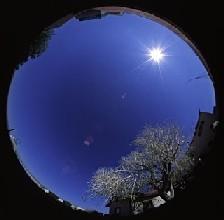 · Azul cielo ·