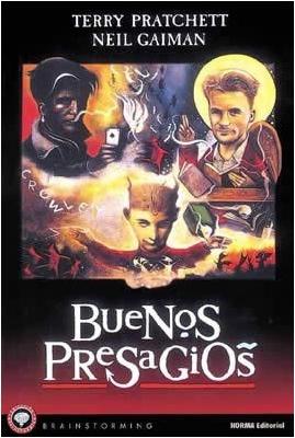 · Buenos Presagios  Terry Pratchett; Neil Gaiman  ·