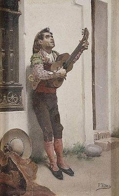 La Serenata |José Manuel Marroquín|