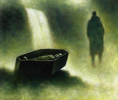 D'AQUESTA MORT |Miquel Martí i Pol|